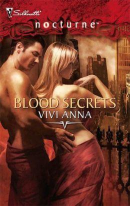 Blood Secrets (Silhouette Nocturne Series #11)