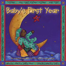 2004 Baby's First Year Wall Calendar