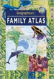 Geographica Family Atlas