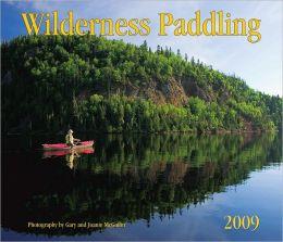 Wilderness Paddling 2009