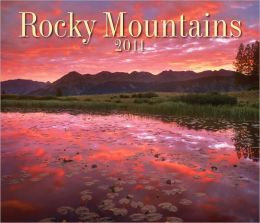2011 Rocky Mountains Calendar
