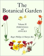 Botanical Garden: Volume II: Perennials and Annuals