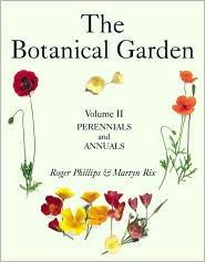 Botanical Garden: Volume II: Perennials and Annuals