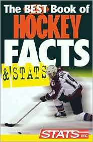 Best Book of Hockey Facts and Stats