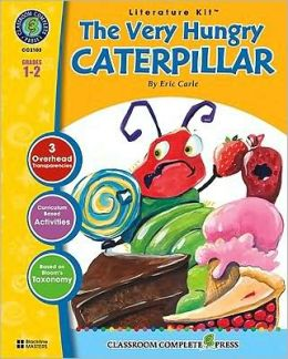 Literature Kit for the Very Hungry Caterpillar, Grades 1-2 [With 3 Overhead Transparencies]
