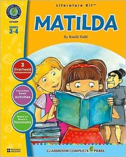 Matilda, Grades 3-4 [With 3 Overhead Transparencies]