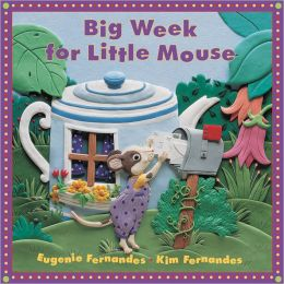 Big Week for Little Mouse