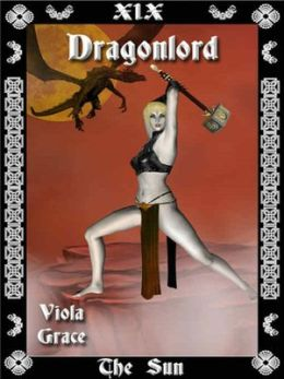 Dragonlord: The Sun [Tarot Series]