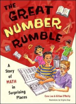 The Great Number Rumble: A Story of Math in Surprising Places