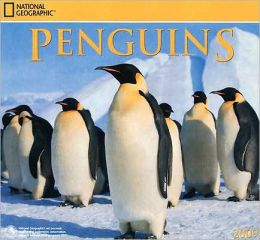 2009 Penguins National Geographic Wall Calendar