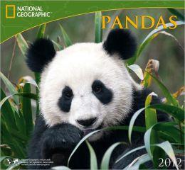 2012 Pandas - National Geographic Wall Calendar