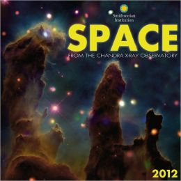 2012 Space - Smithsonian Institution Wall Calendar
