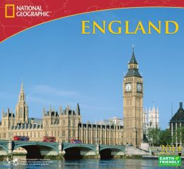 2014 NGS England Wall Calendar