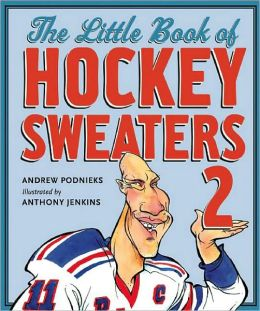 The Little Book of Hockey Sweaters Volume 2