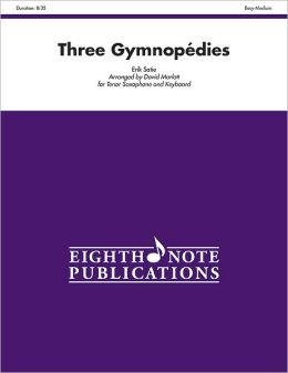 Three Gymnopedies: Part(s)