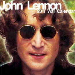 2011 John Lennon Imagine Peace Wall Calendar