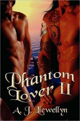 Phantom Lover - Books 3 And 4