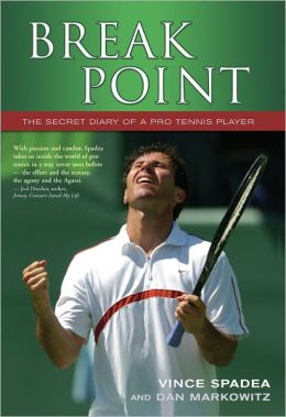 Break Point!: The Secret Diary of a Pro Tennis Player