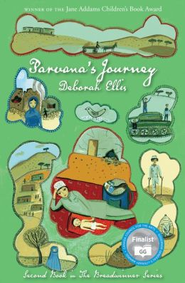 Parvana's Journey (Breadwinner Series #2)