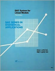 SAS System for Linear Models,Third Edition