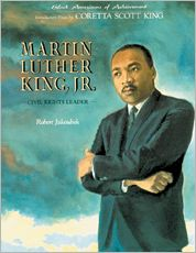 Martin Luther King, Jr.: Civil Rights Leader (Black Americans of Achievement Series)