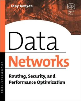 Data Networks: Routing, Security, and Performance Optimization