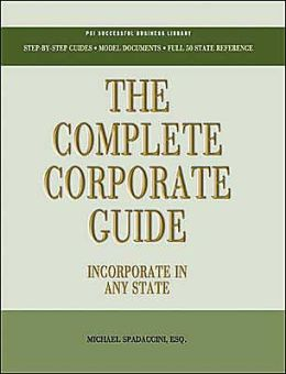 The Complete Corporate Guide