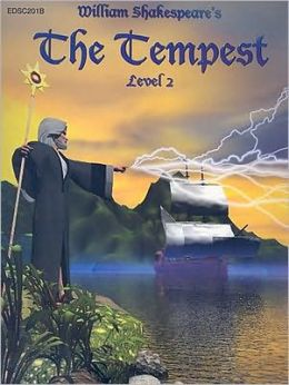 The Tempest (Easy Reading Shakespeare Series, Level 2)
