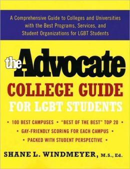 The Advocate College Guide