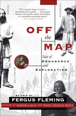 Off the Map: Tales of Endurance and Exploration