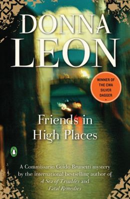 Friends in High Places (Guido Brunetti Series #9)