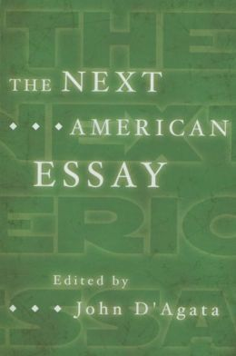 The Next American Essay