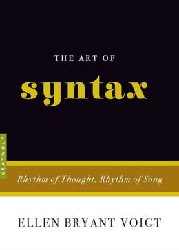 Syntax: Rhythm of Thought, Rhythm of Song