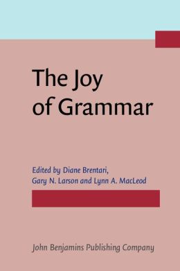The Joy of Grammar