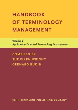Applications Oriented Terminology Management