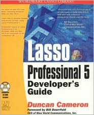 Lasso Professional 5 Developer Guide