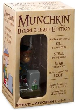 Core Munchkin with Bobblehead (B&N Exclusive)