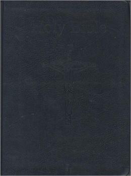 Giant Print Bible-Nab