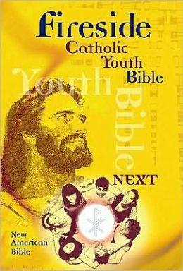 Fireside Catholic Youth Study Bible-Nab