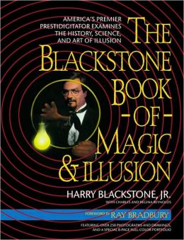 Blackstone Book of Magic and Illusion