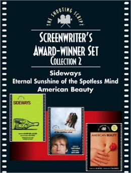 Screenwriters Award-winner Set, Collection 2: Sideways, Eternal Sunshine of the Spotless Mind, American Beauty