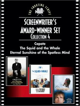 Screenwriters Award-Winner Set, Collection 4: Capote, The Squid and the Whale, and Eternal Sunshine of the Spotless Mind