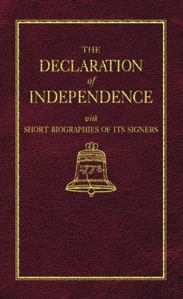 The Declaration of Independence: With Portraits of the Signers