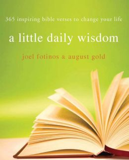 Little Daily Wisdom: 365 Inspiring Bible Verses to Change Your Life