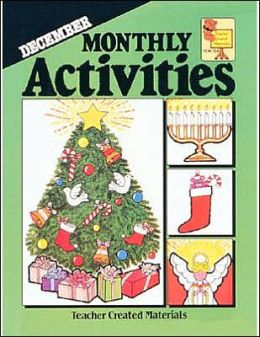 December Monthly Activities (Monthly Activities Series)
