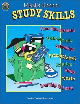 Middle School Study Skills (Middle School Series)