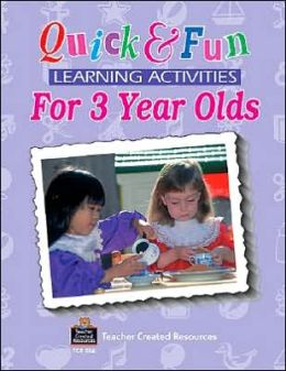 Quick and Fun Learning Activities for 3 Year Olds