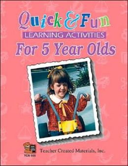 Quick and Fun Learning Activities for 5 Year Olds