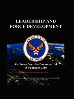Air Force Doctrinal Document 1-1