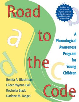 Road To The Code: A Phonological Awareness Program for Young Children